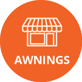 Awnings icon