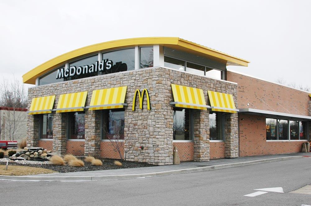 Commercial Project McDonalds