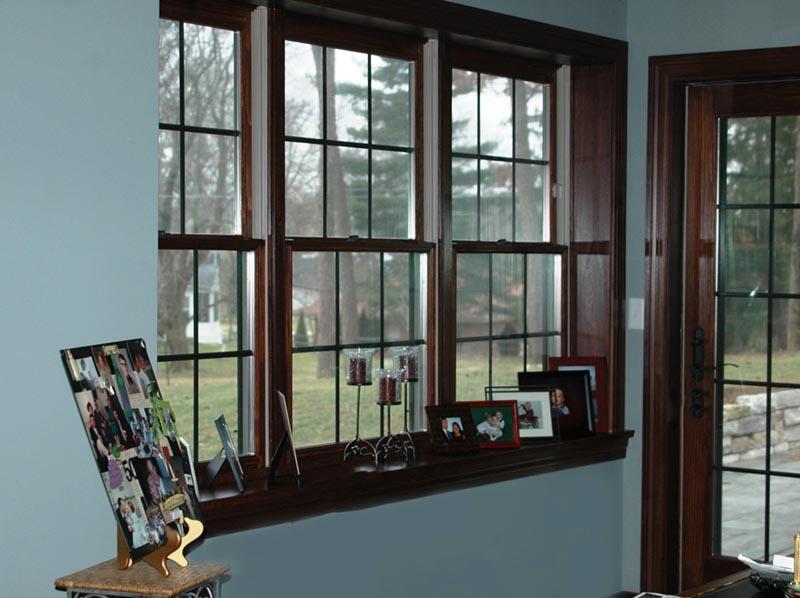 Windows - Wood Dark pic